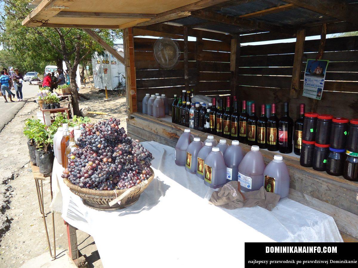 Dominikana wino