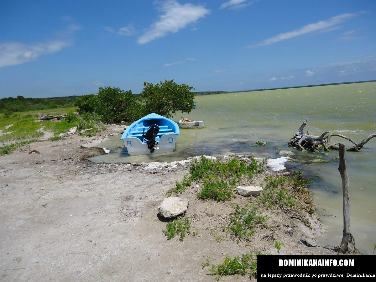 Jezioro Oviedo Dominikana