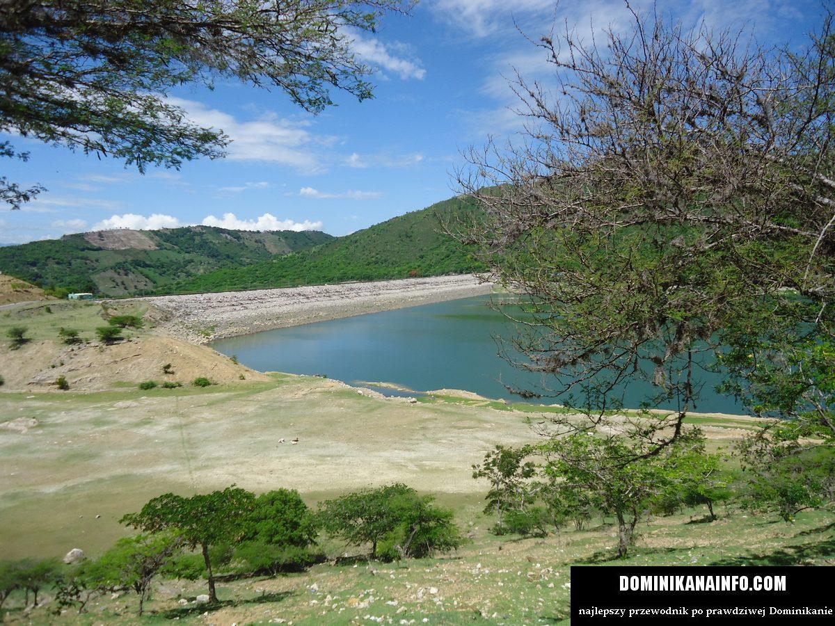 jezioro Sabaneta Dominikana