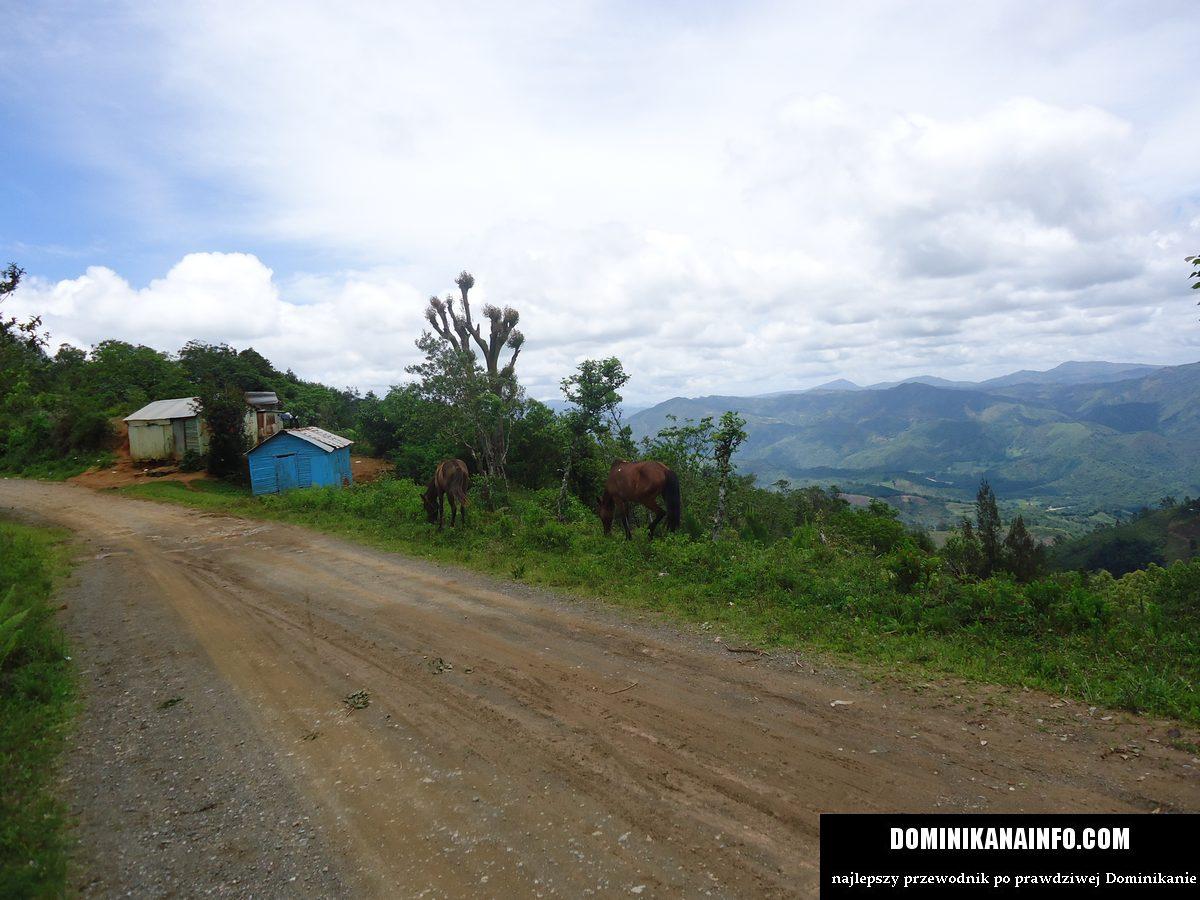 San Jose de Ocoa Dominikana góry