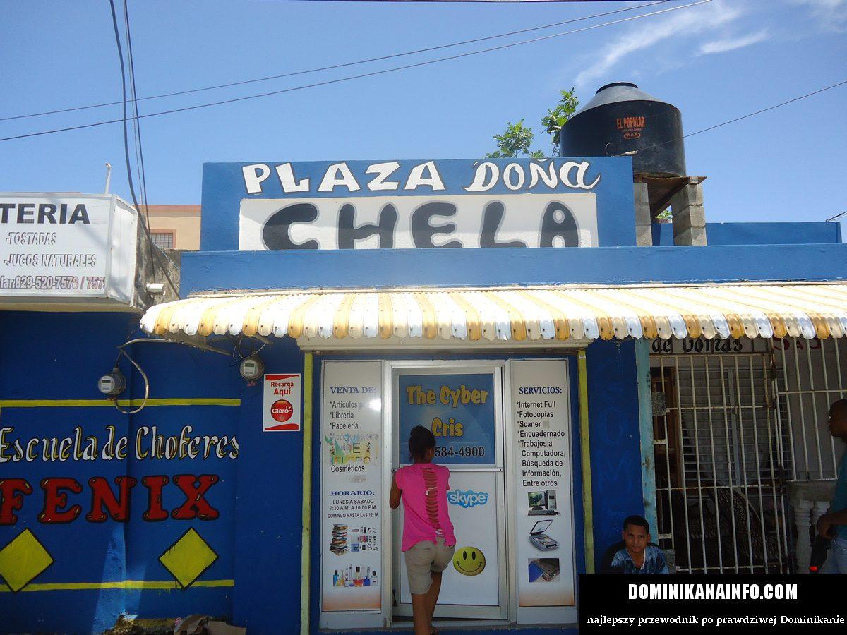 Dominikana kafejka internetowa