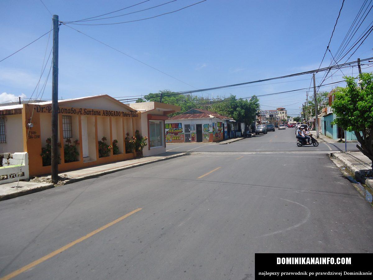 uliczka w mieście 2