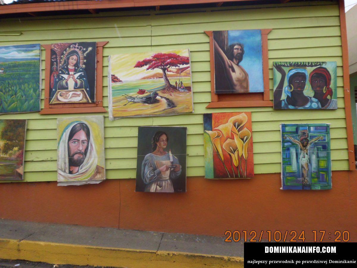 Dominikana Santiago obrazy