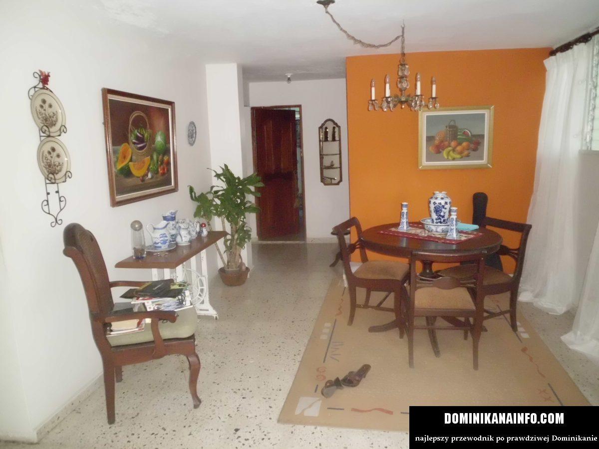 Dominikana wnętrze domu