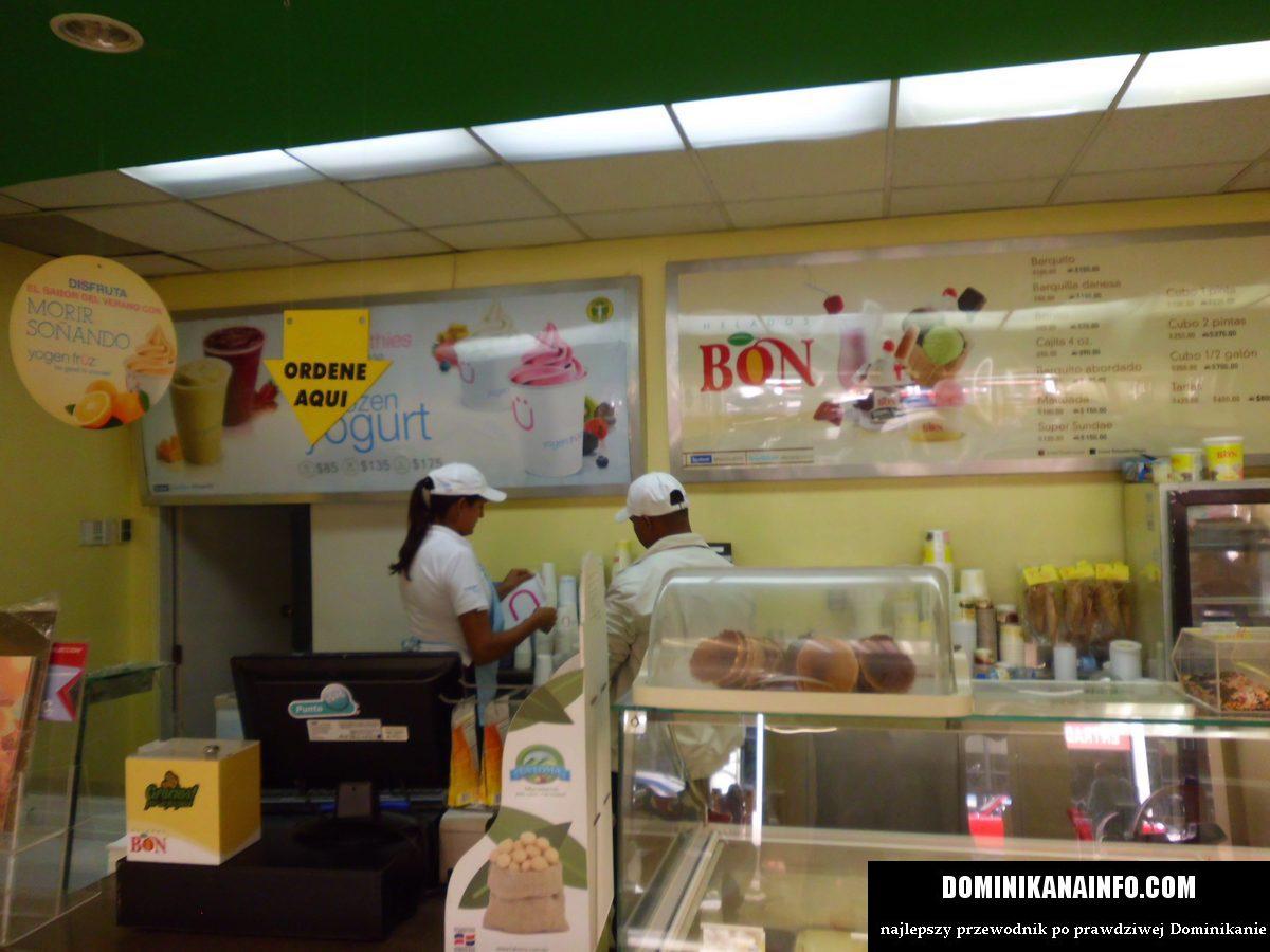 Dominikana lody bon