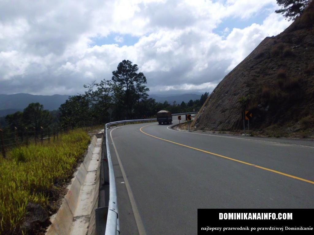 Góry Jarabacoa Dominikana