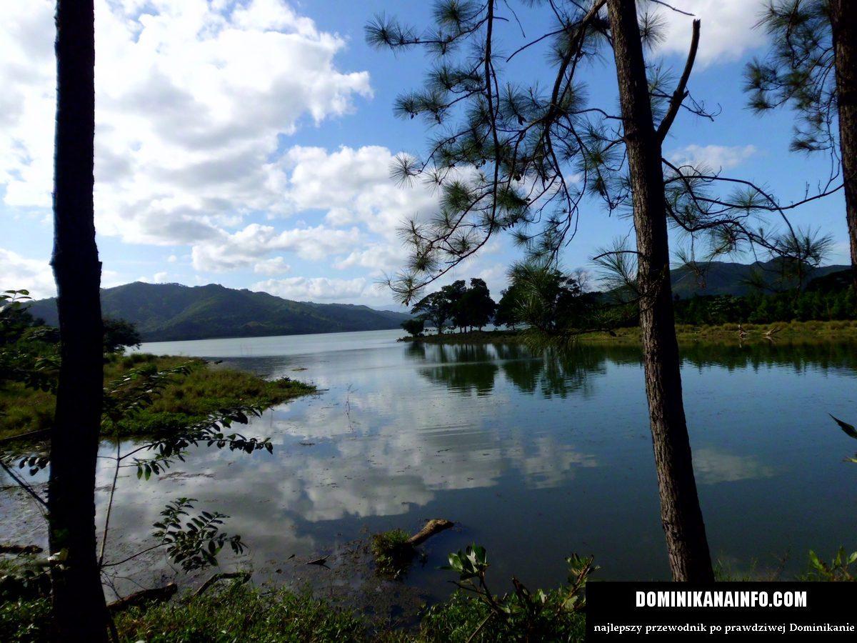Maimon Dominikana jezioro