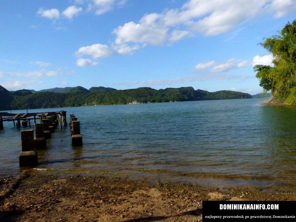 Maimon jezioro Hatillo Dominikana