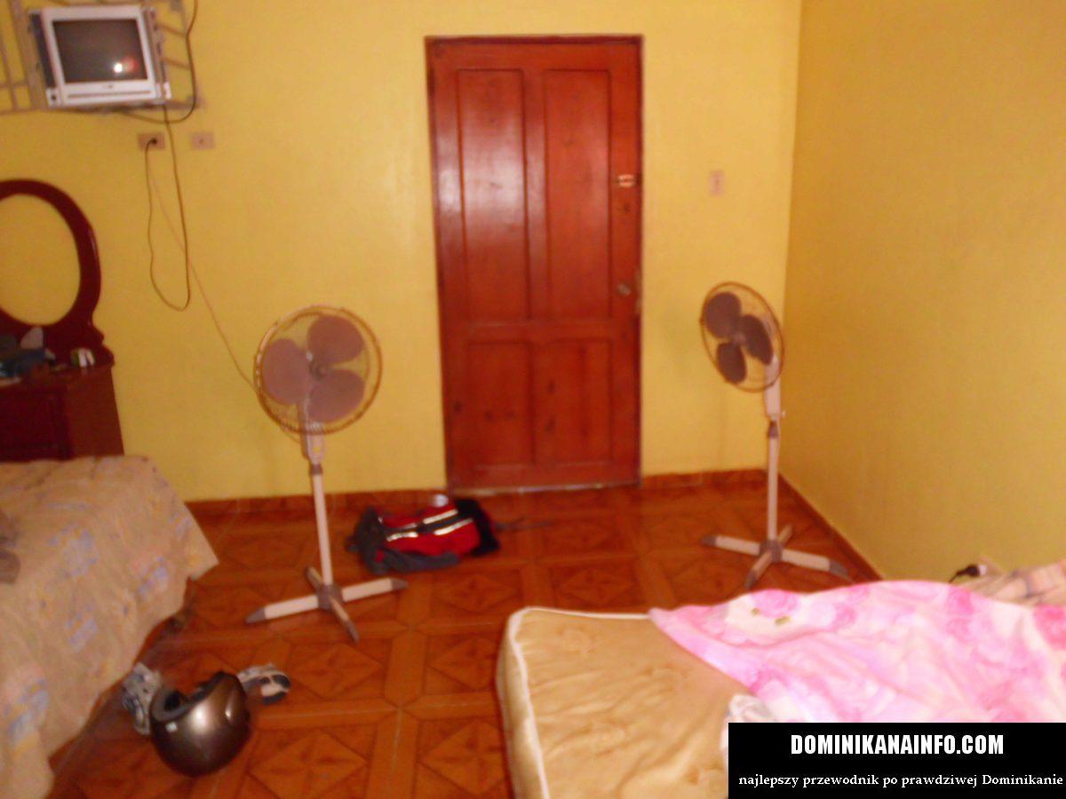Dominikana pokój hotelowy