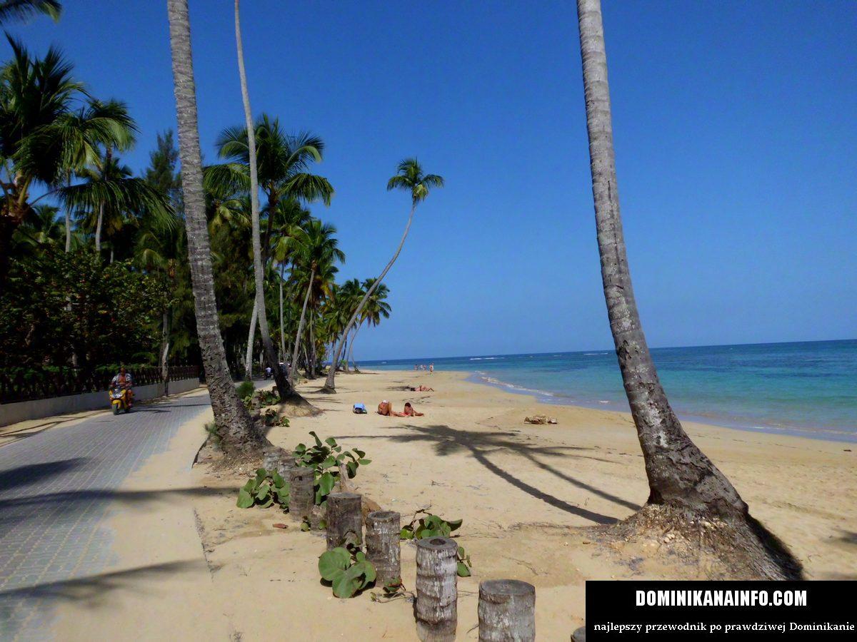 Las Terrenas plaże