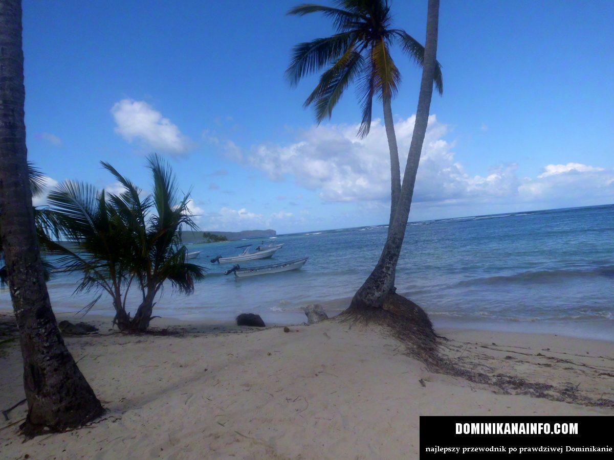 Las Galeras plaża